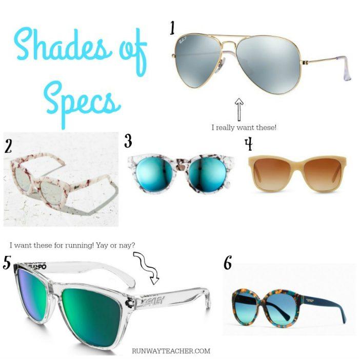 Shades of Specs