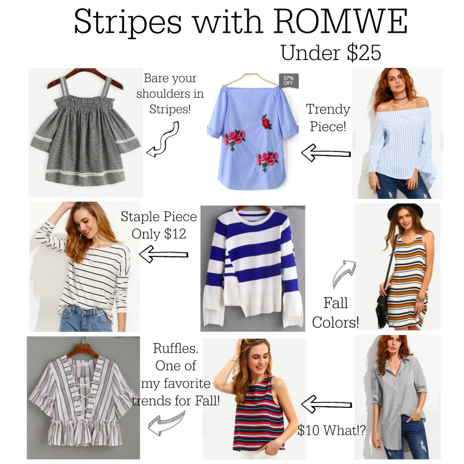 stripeswithromewe