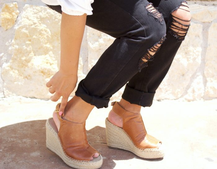 Currently Coveting Espadrille Wedges
