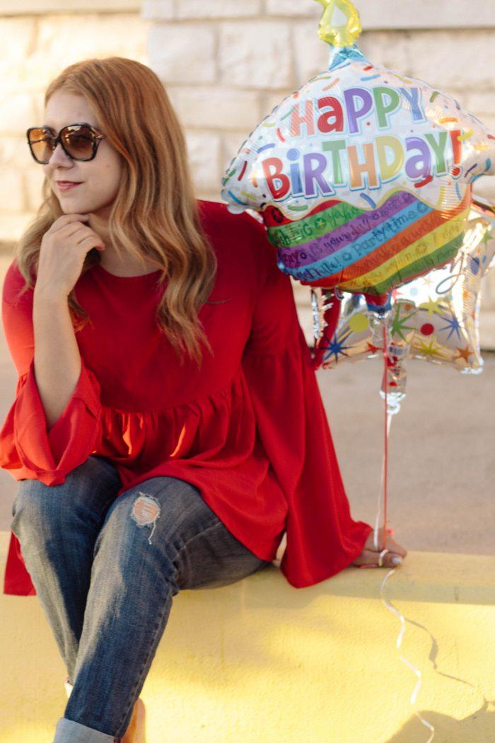 My 27th Birthday