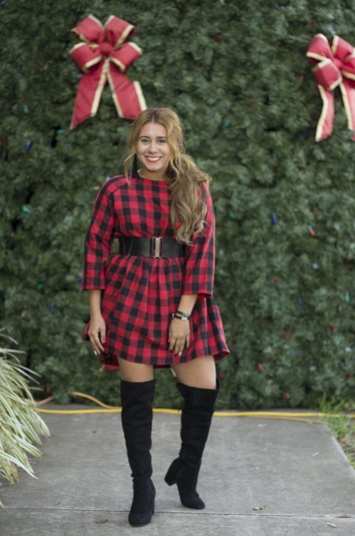 A Christmas Outfit + Traditions