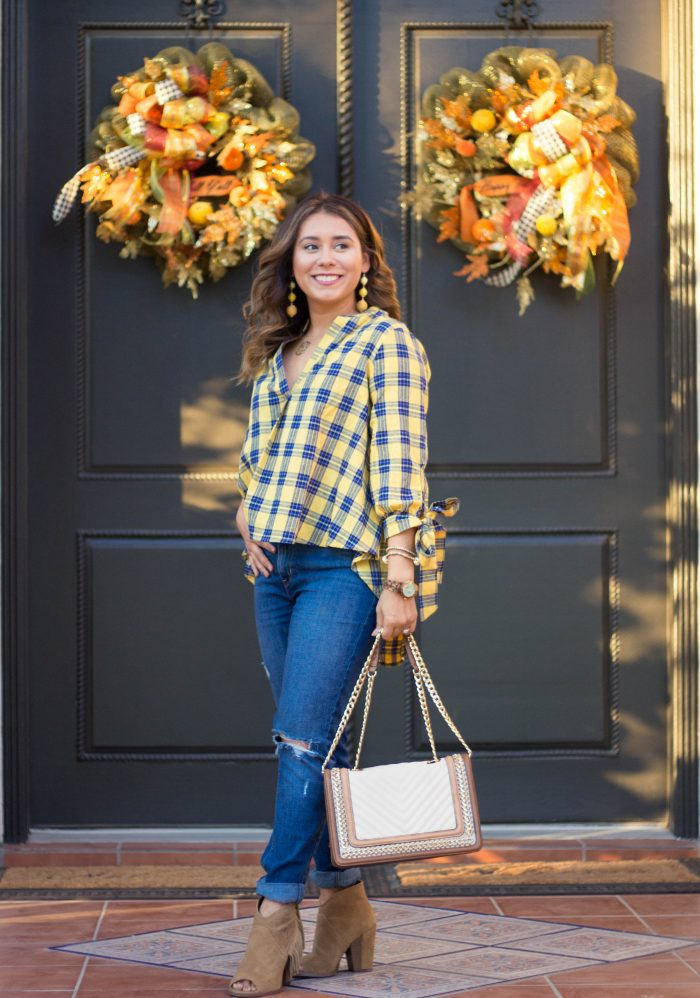 Thanksgiving Outfit Idea