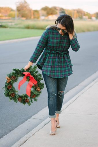 Casual Holiday Outfit