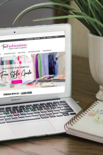 Shop and Resale with True Fashionistas