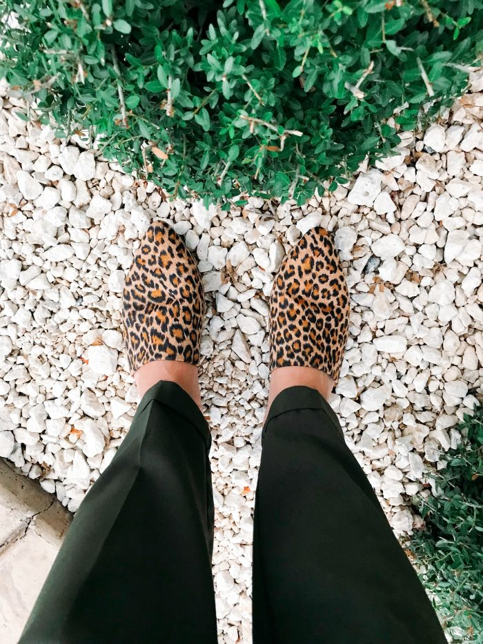 Leopard Shoes Under $25