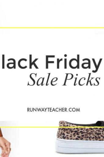 Black Friday Holiday Picks