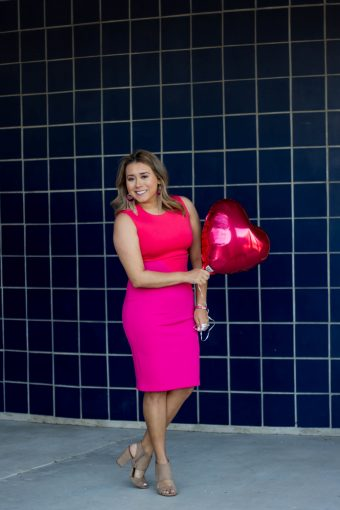 Valentine's Day Red & Pink Dresses