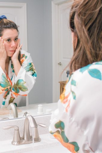 Skin Care Routine for Rosacea