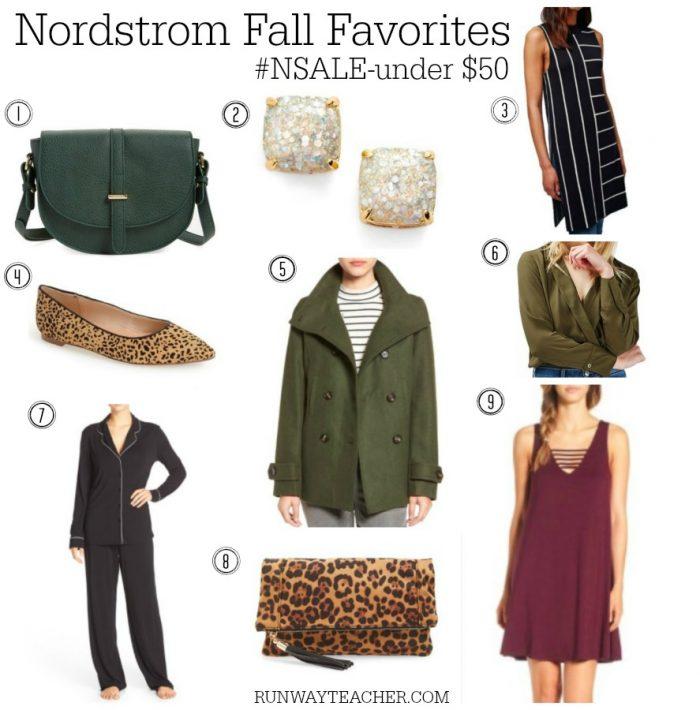 Nordstrom Fall Favorites