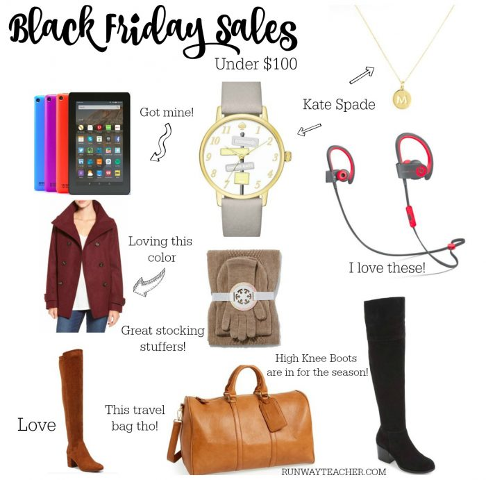 Black Fridays Sales under $100
