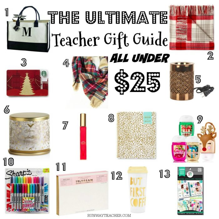 The Ultimate Teacher Gift Guide