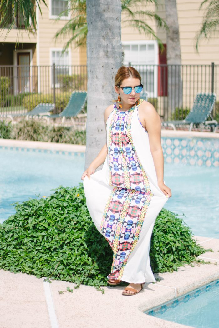Maxi Dress + Spring SheIn Wishlist