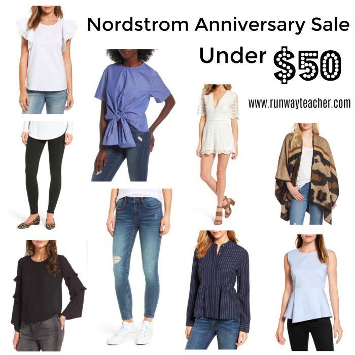Nordstrom Anniversary Sale under $50