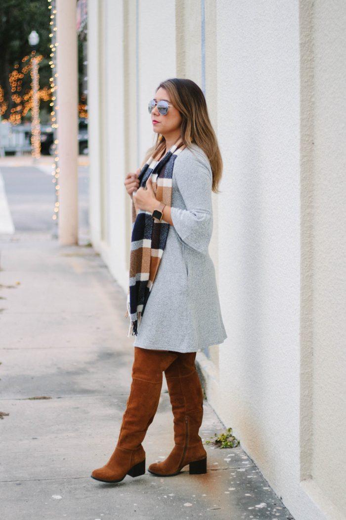 The Sweater Dress