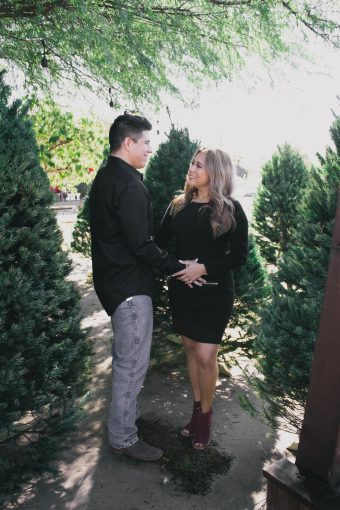 My 1st Trimester and How We Told My Family We're Pregnant