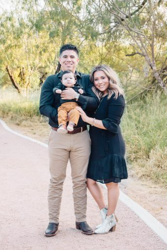 First Family Fall Photos